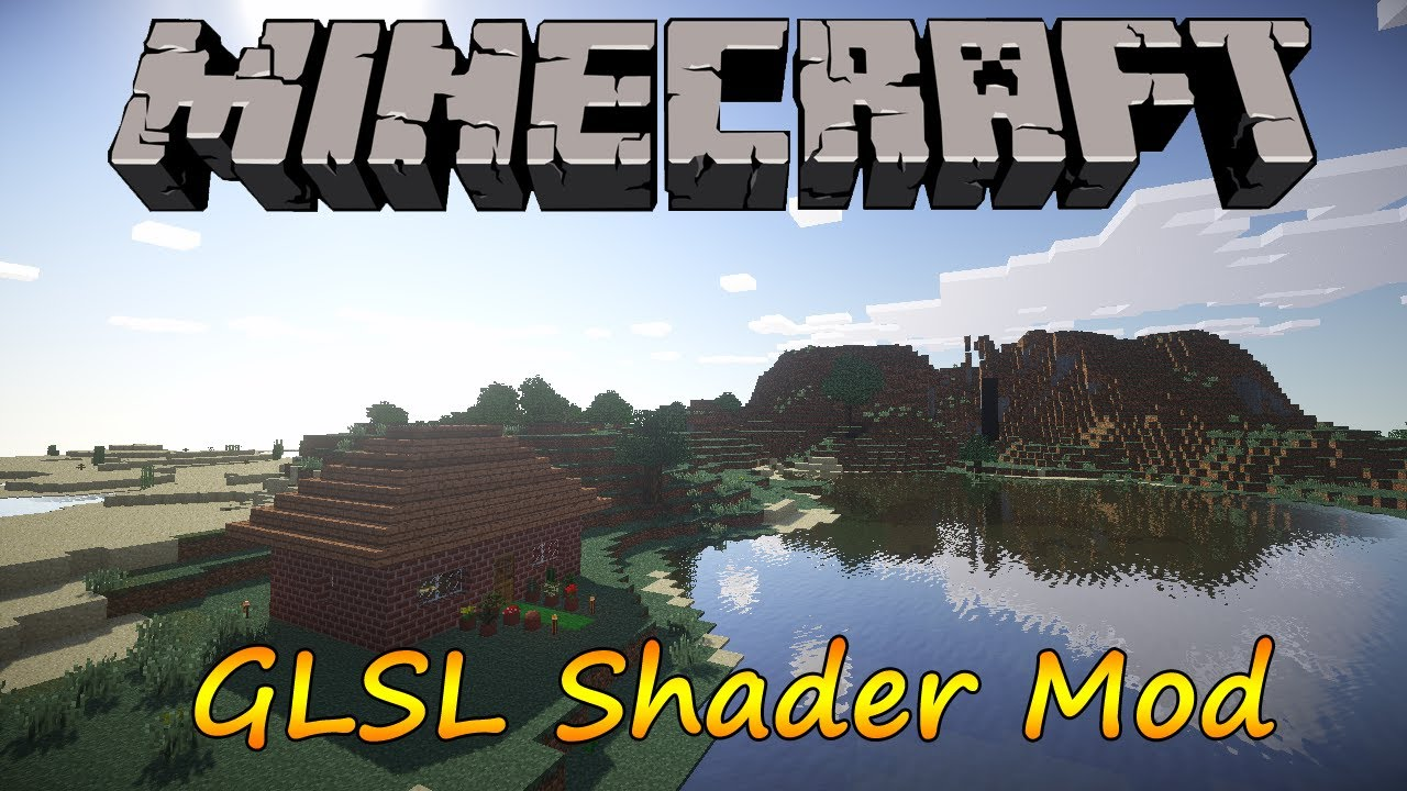 minecraft 1.6.2 glsl shaders mod