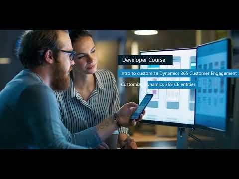 Course bundle: Dynamics 365 Customer Engagement (CRM) Developer Courses | Video Courses