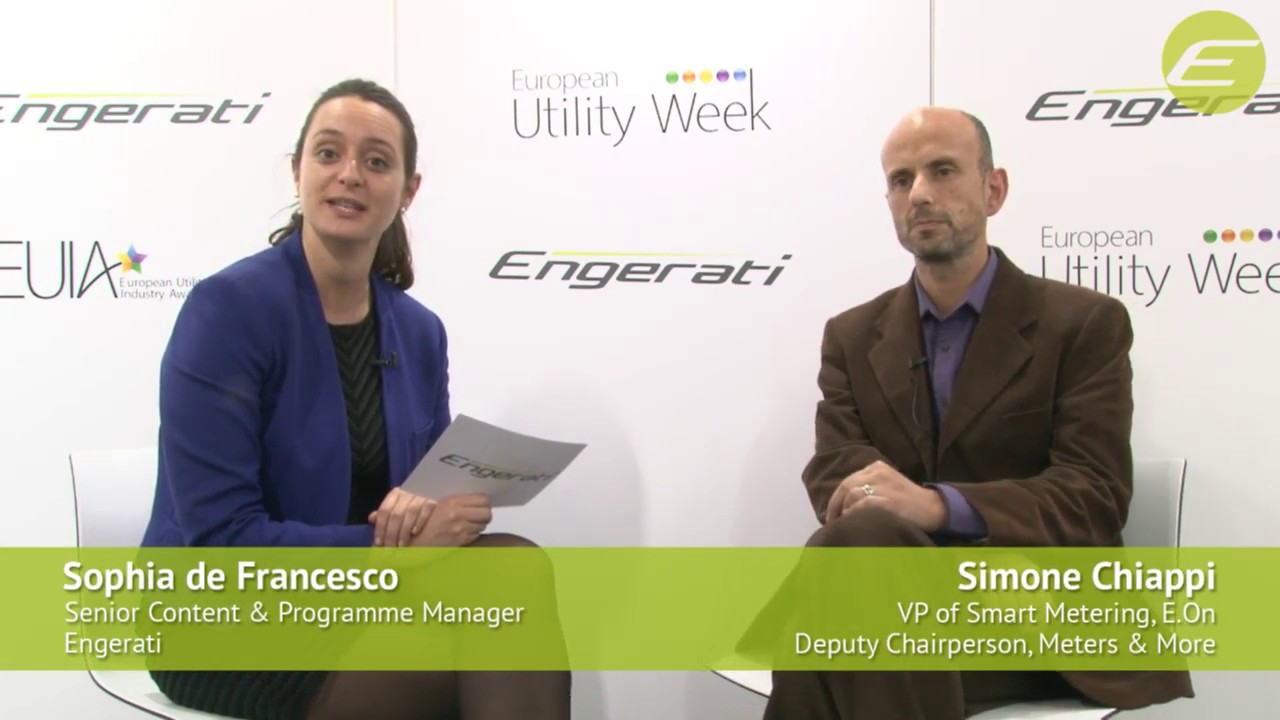 Simone Chiappi, Deputy Chairperson, and VP of Smart Metering, Meters & More