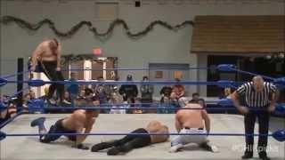Devastation Corporation vs. Dasher Hatfield & Mark Angelosetti [Wrestling is Fun!] November 23, 2013