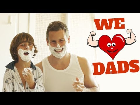 Dear Dads, this video is for you...