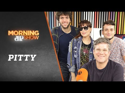 Pitty - Morning Show - 131118