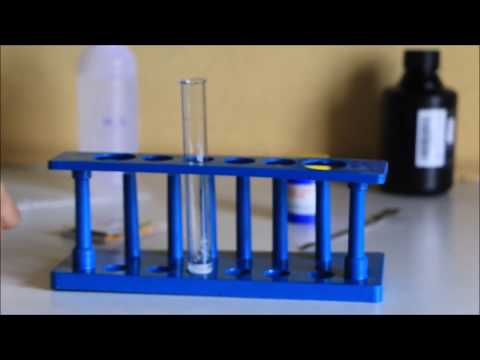 Experiment 14- Sodium Hydroxide And Ammonium Chloride Reaction