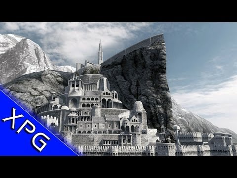 Mod Library - The Last Days (Lord Of The Rings Total Conversion Mount And Blade)