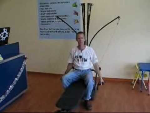 Bowflex Power Pro Demo