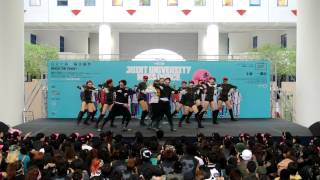 joint u mass dance 2012 ust主場 buda