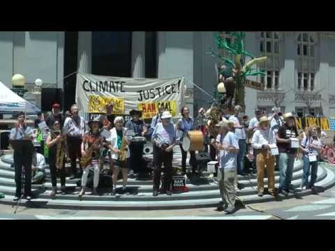 No Coal In Oakland Rally    June 25 2016