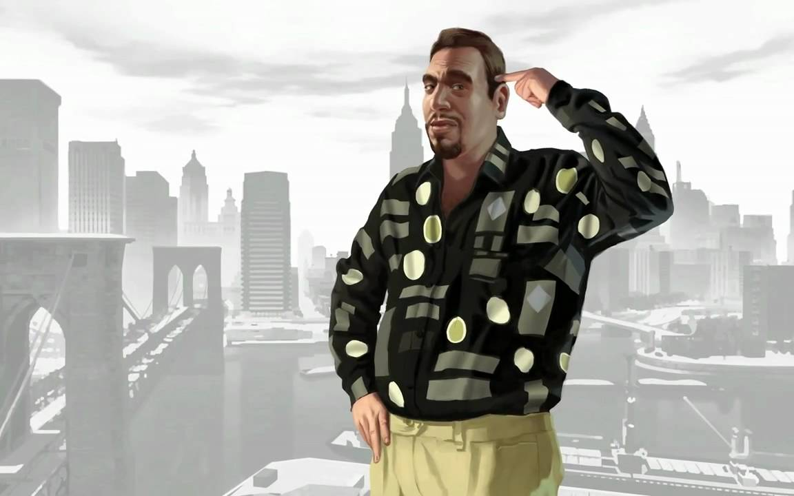 gta 4 title song download