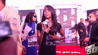 """Angel Haze Speaks On Her BET Cypher Session, Says She's """"The Best"""""""
