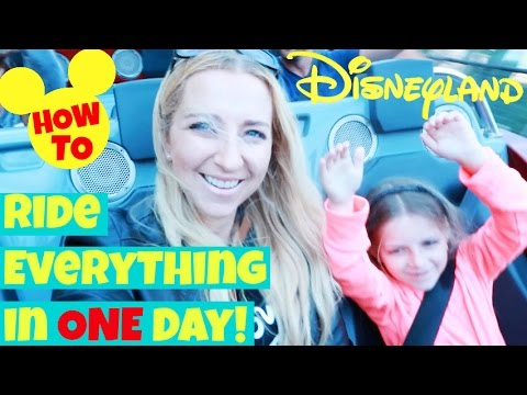 Secret Disneyland Tips: How to Never Wait in Line Again! (Step-by-Step Ride Guide)