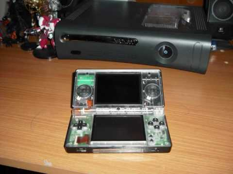 nintendo ds lite case mod youtube. Black Bedroom Furniture Sets. Home Design Ideas