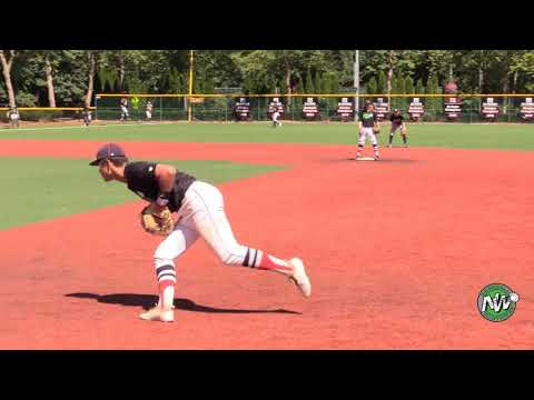 Alec Highland - PEC - 1B - Sumner HS (WA) - July 25, 2018