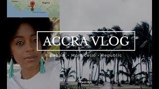 Accra Vlog #1 | YettiDs