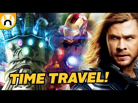 Avengers 4 Will Feature The Avengers Time Travel Sequence