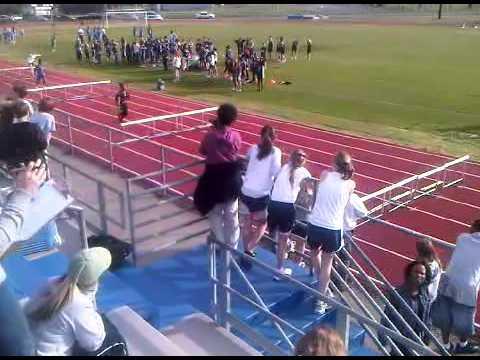 LaVergne Middle School 100M Hurdles ,