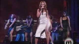 Beyonce Crazy in Love live at The David Letterman Late Show 2003