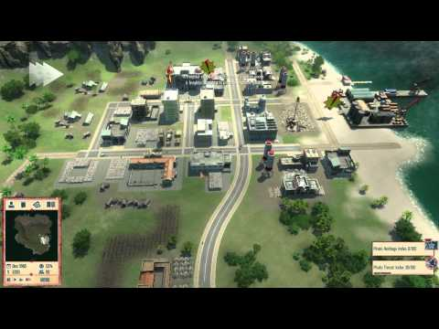 Tropico 4 Extra Missions - Pirate Haven - Playthrough Part 29 |