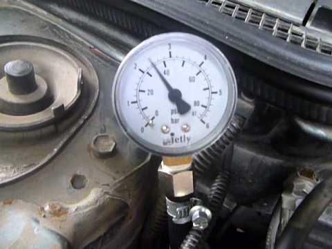 RENAULT 19 (F3N 742) - Fuel Pressure