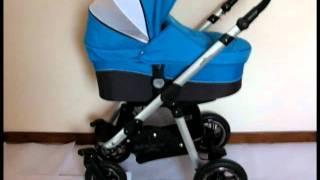 видео Итальянские детские коляски, детские коляски италия