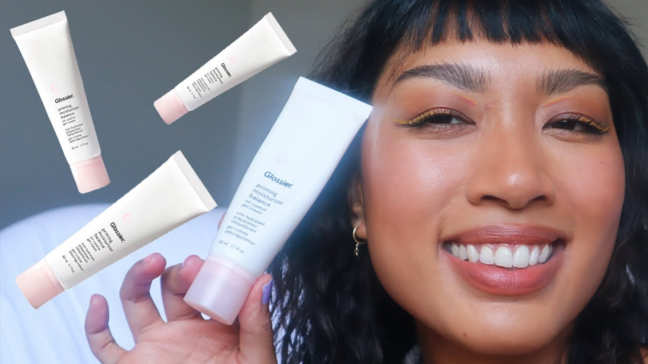 *NEW* Glossier Moisturizer Balance Review