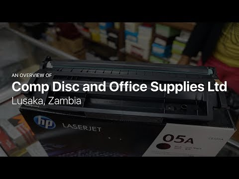 Comp Disc and Office Supplies Ltd — Computers and Accessories in Lusaka, Zambia