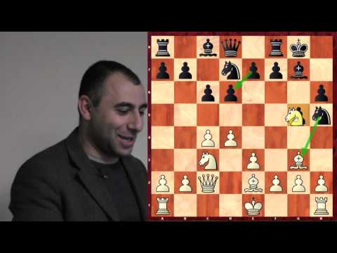 Beginners' Openings and Tactics - GM Varuzhan Akobian - 2013