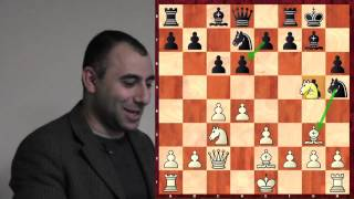 Beginners\' Openings and Tactics - GM Varuzhan Akobian - 2013.01.13
