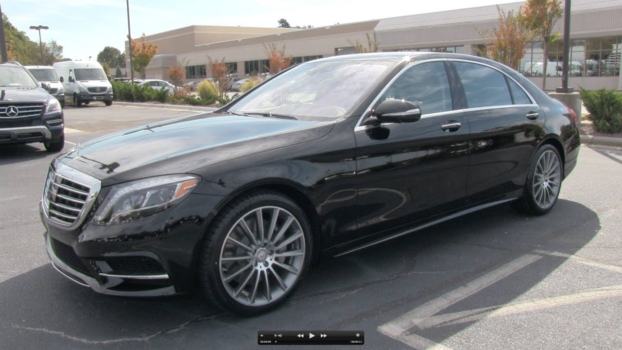 2014 Mercedes Benz S550 Start Up Exhaust And In Depth