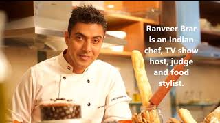 Top 10 Indian Chefs | Famous Indian chefs | Celebrity Chefs of India