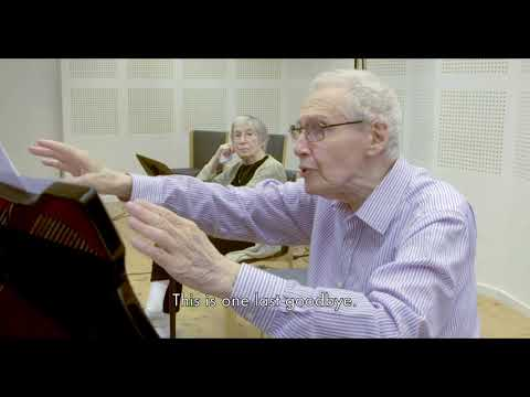 Rückblick | Ensemble Musikfabrik visits György Kurtág