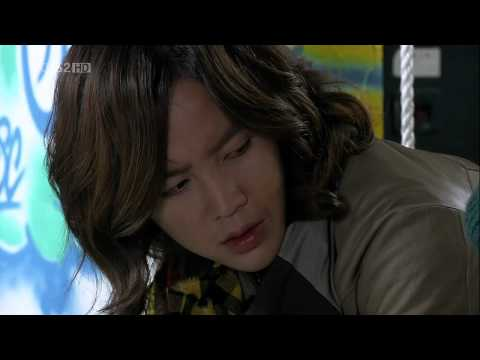 The first kiss scene between Moon Geun Young & Jang Geun Suk [Eng Sub]