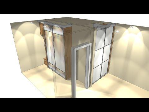 Шкафы в прихожую и спальню