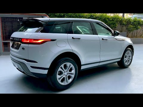 2021 Range Rover Evoque - Luxury Small SUV!