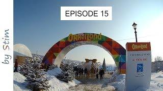 Молдавские будни #15 | Орхейлэнд зимой. Orheiland.
