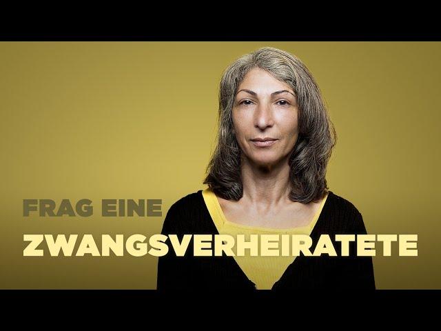 FRAG EINE ZWANGSVERHEIRATETE I Cennet über ihre Hochzeit mit 13 Jahren