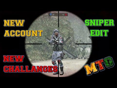 Warface | New Account - Sniper edit