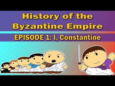 History of the Byzantine Empire | Episode 1 | I, Constantine