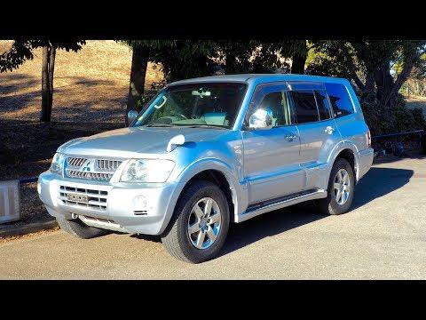 2005 Mitsubishi Pajero (Tonga Import) Japan Auction Purchase Review