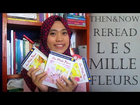 Reread Les Mille Fleurs by Nami Akimoto | Booktube Indonesia