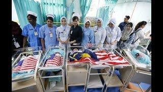 Malaysian parents welcome bounty of Merdeka babies