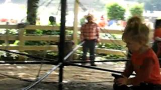 Watch Sunny Cowgirls Holding On video