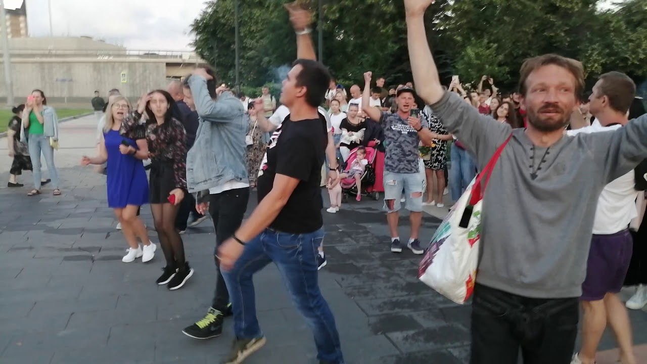 Другие Люди на ВДНХ. 04.07.20.(1) - YouTube