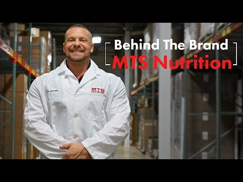 Behind The Brand | MTS Nutrition