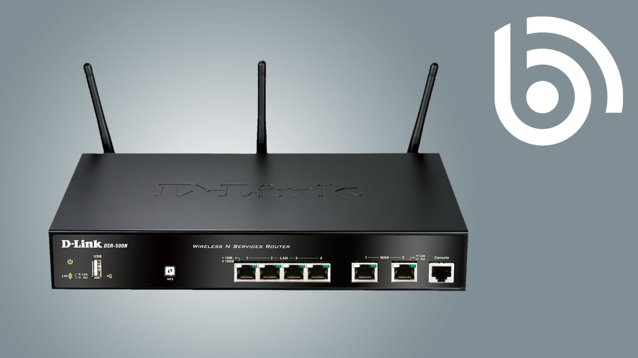 Drivers Update: D-Link DSR-250 Router