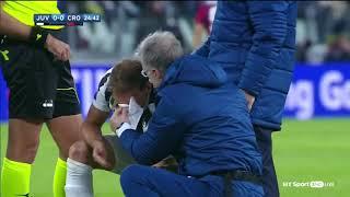 Benedikt Höwedes Debut in Juventus vs Crotone (Complete)