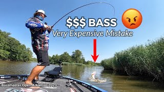 Huge MISTAKE - Road to the Classic Ep. 9 Bassmaster Arkansas River