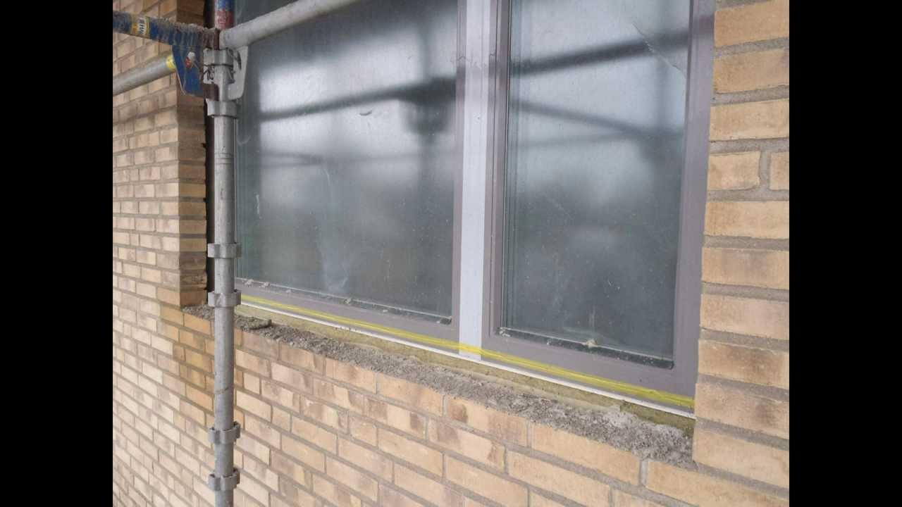 Protect Skydd AB; Skydd för fönster och aluminium under byggtiden ...