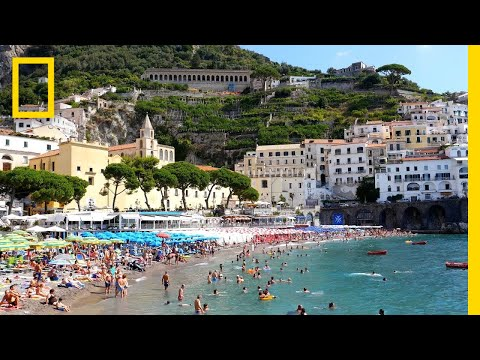 Take a Journey Along the Amalfi Coast | National Geographic