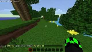 Minecraft Hunzuni Hack 1.7.10 | [HD] [German]