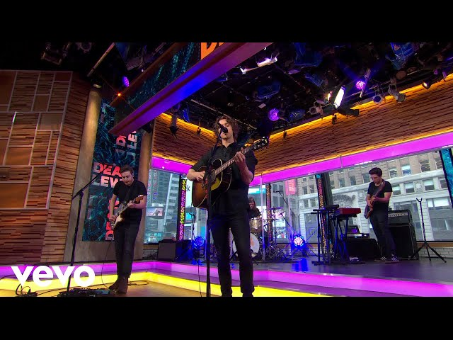 Dean Lewis – Waves (Live On Good Morning America, July 2019)